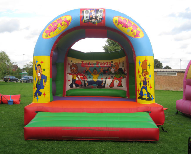 Party Party Bouncy Castle