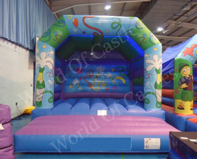 Celebrations Bouncy Castlel